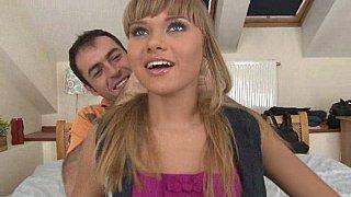 Super cute Russian teen. Amazing...