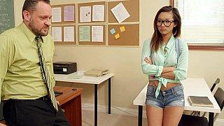 Alina Li really wants the teacher's assistant position