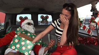 Ride with Santa