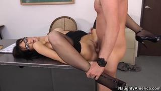Dane fucking his horny teacher