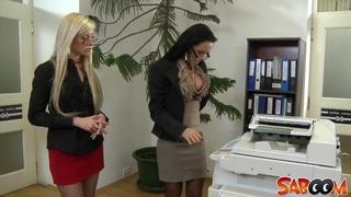 Horny Secretaries