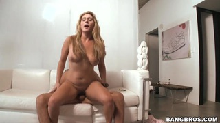 Devon James moans with wishful pleasure