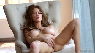 Gorgeoeus Emily Addison with nice massive titties