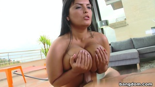 Jasmine Black in Big Natural Tits Rule