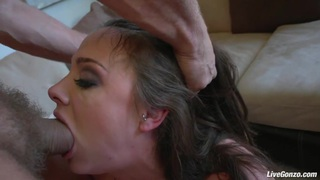 LiveGonzo Chanel Preston Loves Herself Some Hot Anal Se