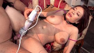 Kinky woman Needs Two Studs