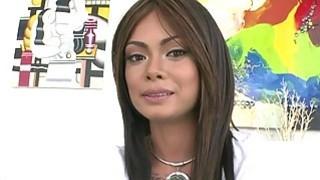 Hottie Filipina Leilian gets facial