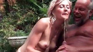 Old family piss hot porn
