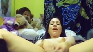 Small titted teen Lilith Rose pussy