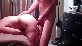 Throat fucked and ass rammed