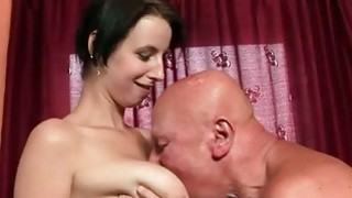 Grandpas and Pretty Teens Hot Sex Compilation