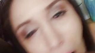 Sexy hottie babe Gabriella Paltrova riding hard cock
