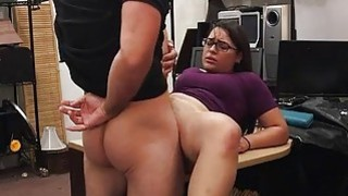 Two amateurs try to steal and get fucked