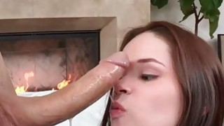 Brother wants to cum in little sister pussy handjob hot porn