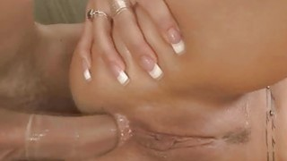 Horny sweet Lylith Lavey getting banged in her ass