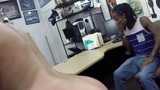 Desperate couple tricked of getting GF fucked for some cash in front of his lover
