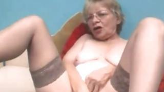 Horny mature Webcam Masturbation