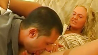 Blonde Dutch Retro MILF Fuck