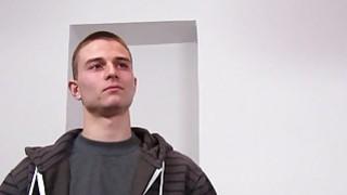 Milf female agent fucks handsome guy in casting