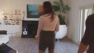 Realtor ass fucked by big black cocks