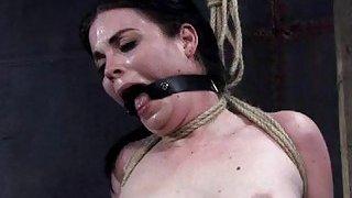 Torture for babes teats