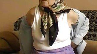 OmaPasS Amateur Grandmas Playing Naked With Toys