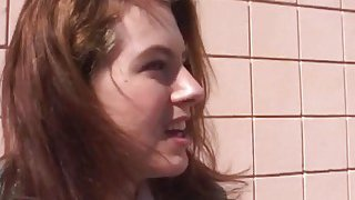 Nasty brunette MILF gets licked nicely before hardcore fuck