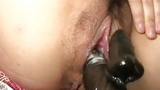 Nozomi Hazuki moans hard while fucking in hardcore