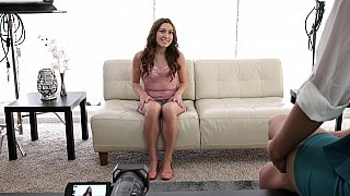 Two hot woman spank man