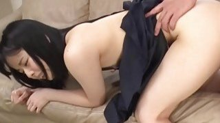Yamakawa Yuna Cheeky Schoolgirl Fucks Around House