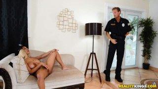 The Nudist Next Door