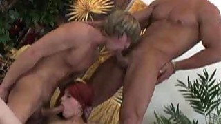 9yo jenny enjoying sucking cock says dog cock is good but daddys is better