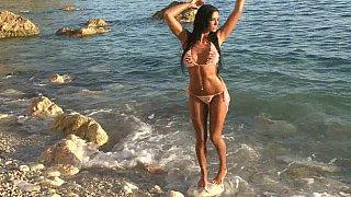 That's a beach body